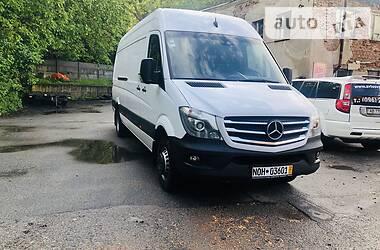 Микроавтобус грузовой (до 3,5т) Mercedes-Benz Sprinter 519 груз. 2016 в Виннице