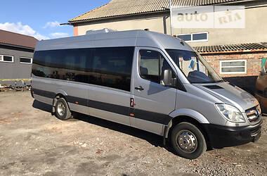 Туристический / Междугородний автобус Mercedes-Benz Sprinter 519 пасс. 2010 в Жашкове