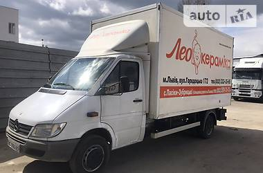 Mercedes-Benz Sprinter 616 груз. 2004 в Львове