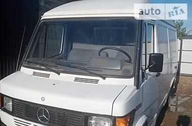 Микроавтобус грузовой (до 3,5т) Mercedes-Benz T1 208 груз 1994 в Надворной