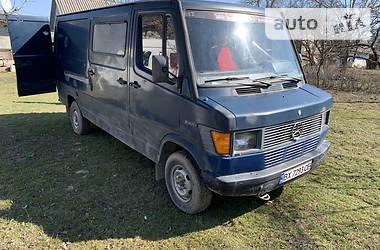 Микроавтобус грузовой (до 3,5т) Mercedes-Benz T1 308 груз 1996 в Хмельницком