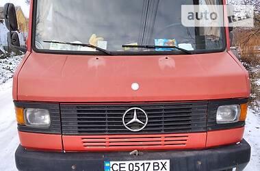 Mercedes-Benz T2 508 груз 1991 в Черновцах