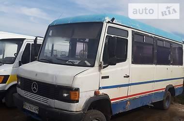 Микроавтобус (от 10 до 22 пас.) Mercedes-Benz T2 508 пасс 1988 в Тернополе