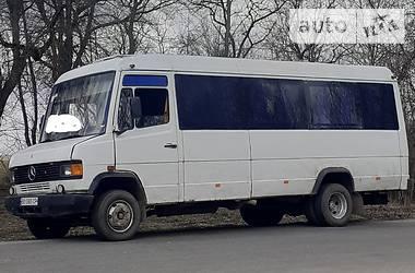 Mercedes-Benz T2 609 пасс 1995 в Тернополе