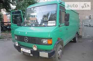 Микроавтобус грузовой (до 3,5т) Mercedes-Benz T2 611 груз 1995 в Одессе