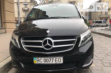 Mercedes-Benz V 250 2016 в Львове
