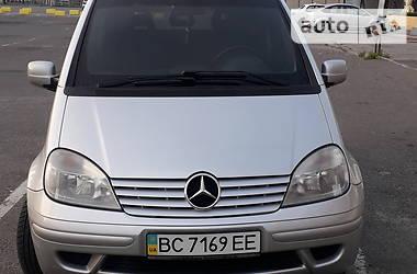 Mercedes-Benz Vaneo 2004 в Львове