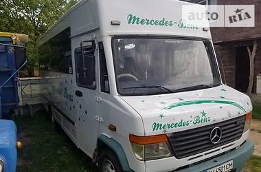 Пригородный автобус Mercedes-Benz Vario 614 1993 в Здолбунове