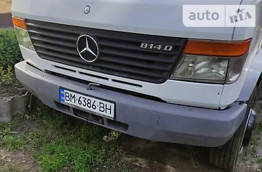 Фургон Mercedes-Benz Vario 814 1998 в Конотопе