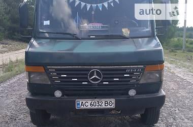 Микроавтобус грузовой (до 3,5т) Mercedes-Benz Vario 814 1999 в Ратным