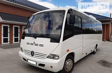 Туристический / Междугородний автобус Mercedes-Benz Vario 815 2005 в Белой Церкви