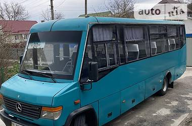 Пригородный автобус Mercedes-Benz Vario 815 2014 в Обухове
