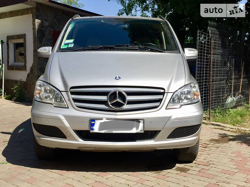Mercedes-Benz Viano пасс. 2007 в Черновцах