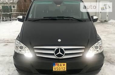 Mercedes-Benz Viano пасс. 2013 в Ивано-Франковске