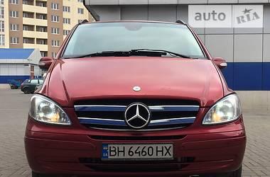 Mercedes-Benz Viano пасс. 2007 в Одессе
