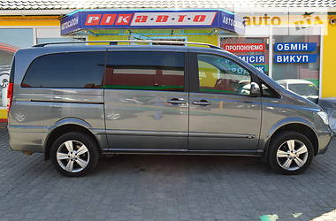 Mercedes-Benz Viano 2013 в Львове