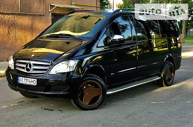 Mercedes-Benz Viano 2012 в Харькове