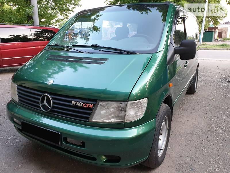 Інший Mercedes-Benz Vito 108 2000 в Харкові