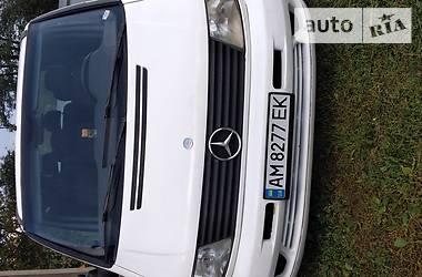 Mercedes-Benz Vito 108 2002 в Житомире