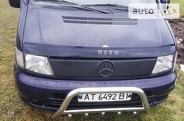 Mercedes-Benz Vito 108 1999 в Косове