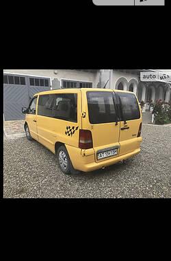 Легковий фургон (до 1,5т) Mercedes-Benz Vito 108 2001 в Чернівцях