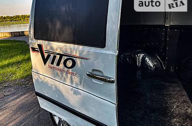 Легковой фургон (до 1,5 т) Mercedes-Benz Vito 108 2001 в Киеве