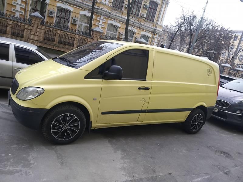Унiверсал Mercedes-Benz Vito 109 2007 в Василькові