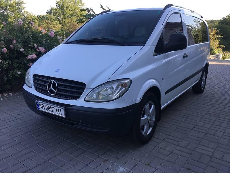 Mercedes-Benz Vito 109