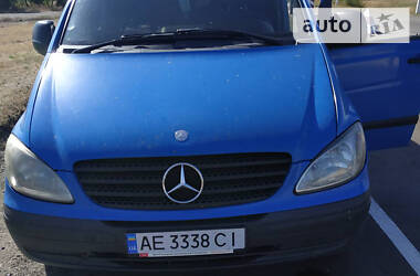 Mercedes-Benz Vito 109 2007 в Верхнеднепровске