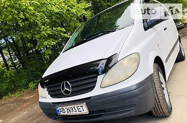 Mercedes-Benz Vito 111 2006 в Виннице