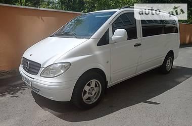Легковой фургон (до 1,5 т) Mercedes-Benz Vito 111 2003 в Черновцах