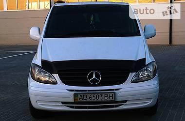 Легковой фургон (до 1,5 т) Mercedes-Benz Vito 111 2005 в Бершади
