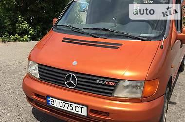 Mercedes-Benz Vito 112 1999 в Полтаве