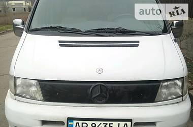 Mercedes-Benz Vito 112 2001 в Запоріжжі