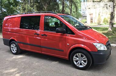 Mercedes-Benz Vito 113 2012 в Черновцах