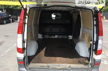 Легковой фургон (до 1,5 т) Mercedes-Benz Vito 113 2011 в Днепре