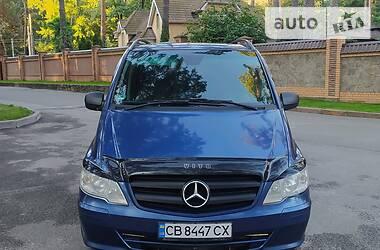 Другой Mercedes-Benz Vito 113 2013 в Чернигове