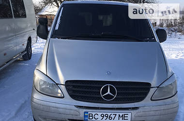 Mercedes-Benz Vito 115 2006 в Червонограде