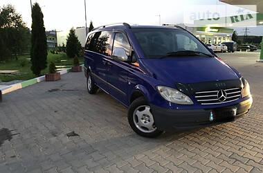 Інший Mercedes-Benz Vito 115 2004 в Чернівцях