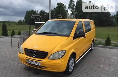 Mercedes-Benz Vito груз.-пасс. 2006 в Яворове