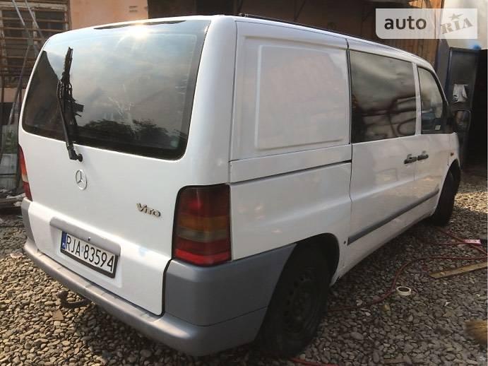 Mercedes-Benz Vito груз.-пасс. 2000 в Косові