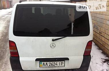 Mercedes-Benz Vito груз.-пасс. 2003