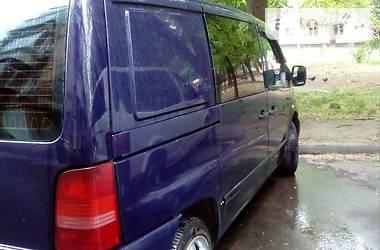 Mercedes-Benz Vito груз.-пасс. 1998 в Киеве