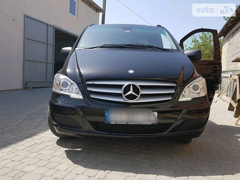 Mercedes-Benz Vito груз.-пасс.