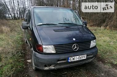 Mercedes-Benz Vito груз.-пасс. 1999 в Шостке