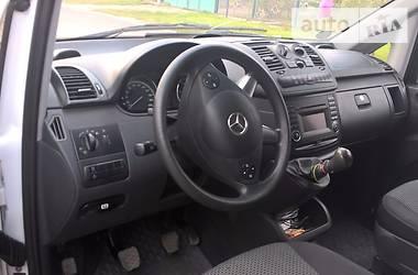 Mercedes-Benz Vito груз. 2013 в Херсоне