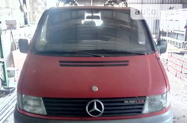 Mercedes-Benz Vito груз. 2003 в Тернополе