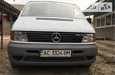 Mercedes-Benz Vito груз. 1996 в Горохове
