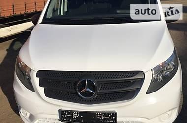Mercedes-Benz Vito груз. 2016 в Ивано-Франковске