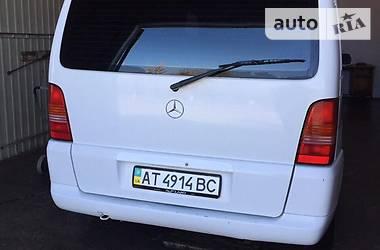 Mercedes-Benz Vito груз. 2002 в Городке